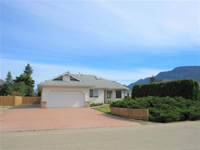 109 Larsen Avenue,, Enderby, BC V0E 1V2 (MLS #10185638) :: Walker Real Estate Group