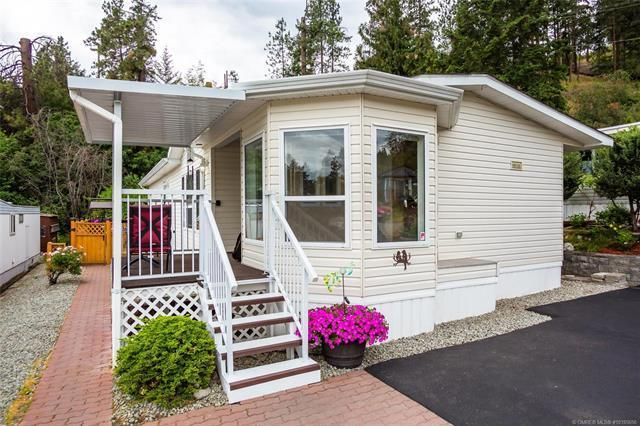 #21 6711 97 Highway, S, Peachland, BC V0H 1X9 (MLS #10185656) :: Walker Real Estate Group