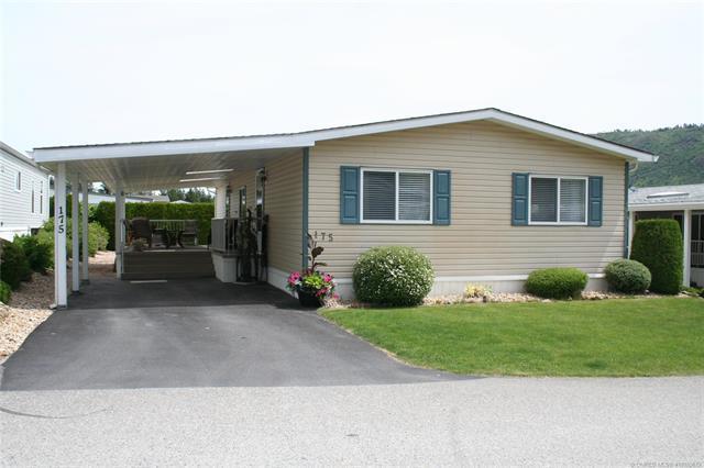 #175 1850 Shannon Lake Road,, West Kelowna, BC V4T 1L6 (MLS #10185679) :: Walker Real Estate Group