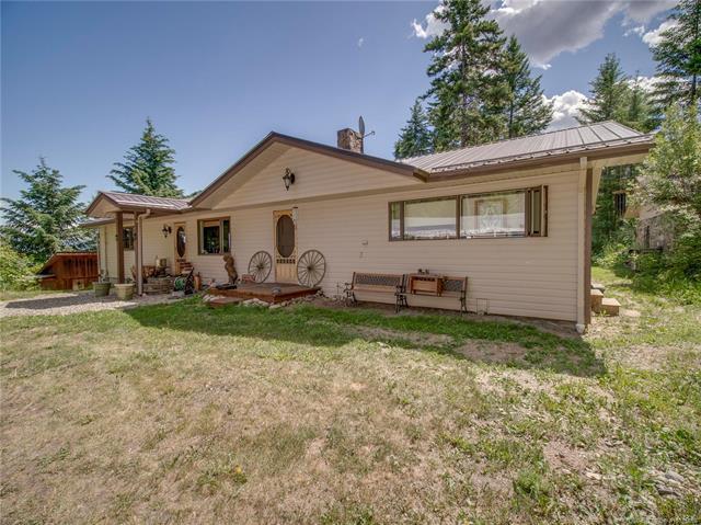161 Lewis Road,, Vernon, BC V1B 3E7 (MLS #10185888) :: Walker Real Estate Group