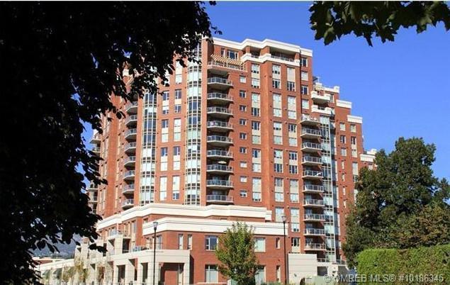 #407 1160 Bernard Avenue,, Kelowna, BC V1Y 6R2 (MLS #10186345) :: Walker Real Estate Group