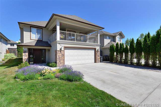 544 South Crest Drive,, Kelowna, BC V1W 4W8 (MLS #10191929) :: Walker Real Estate Group