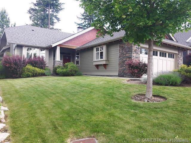 150 Dormie Park Crescent Crescent,, Vernon, BC V1H 1Y7 (MLS #10192485) :: Walker Real Estate Group