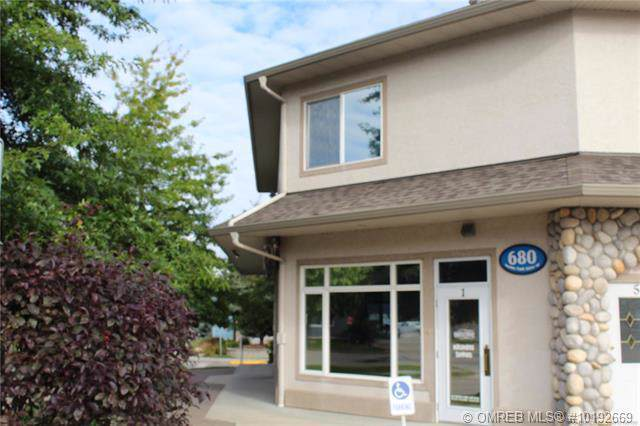#1 680 Marine Park Drive, NE, Salmon Arm, BC V1E 3L4 (MLS #10192669) :: Walker Real Estate Group