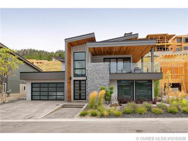 1673 Travertine Drive,, Lake Country, BC V4V 2T4 (MLS #10193038) :: Walker Real Estate Group
