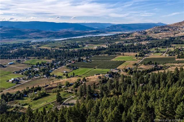 Lot 2 Boss Creek Road,, Vernon, BC V1B 4G5 (MLS #10129055) :: Walker Real Estate Group