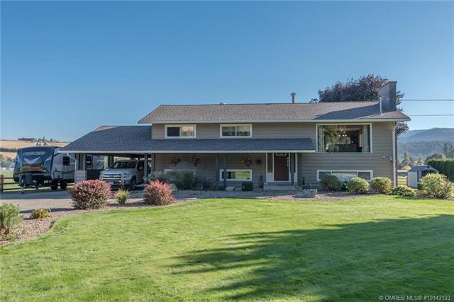 5770 Petworth Road,, Coldstream, BC V1B 3E4 (MLS #10143193) :: Walker Real Estate