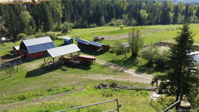 1092 Creighton Valley Road,, Lumby, BC V0E 2G1 (MLS #10145566) :: Walker Real Estate