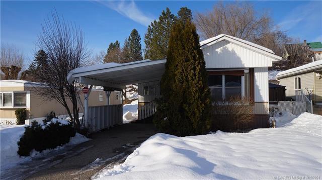 #18 4701 Pleasant Valley Road,, Vernon, BC V1T 4M7 (MLS #10150361) :: Walker Real Estate