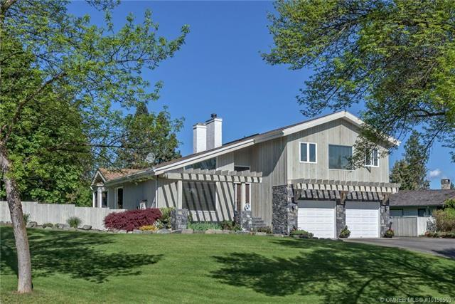 4606 Westridge Drive,, Kelowna, BC V1W 3A7 (MLS #10150569) :: Walker Real Estate