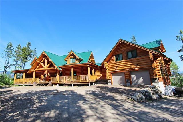 4781 56th Street, NW, Salmon Arm, BC V1E 0B2 (MLS #10150601) :: Walker Real Estate