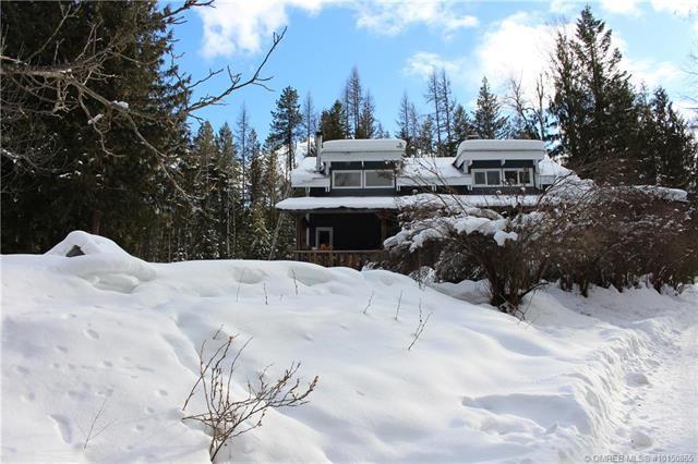 84 North Fork Road,, Cherryville, BC V0E 2G3 (MLS #10150865) :: Walker Real Estate