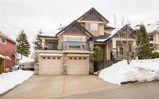 1053 Long Ridge Drive,, Kelowna, BC V1V 2S1 (MLS #10152202) :: Walker Real Estate