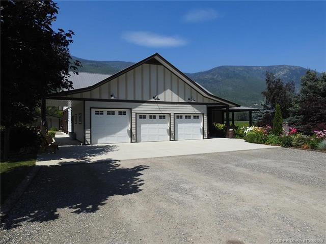152 Salmon River Road,, Salmon Arm, BC V1E 3E3 (MLS #10152560) :: Walker Real Estate