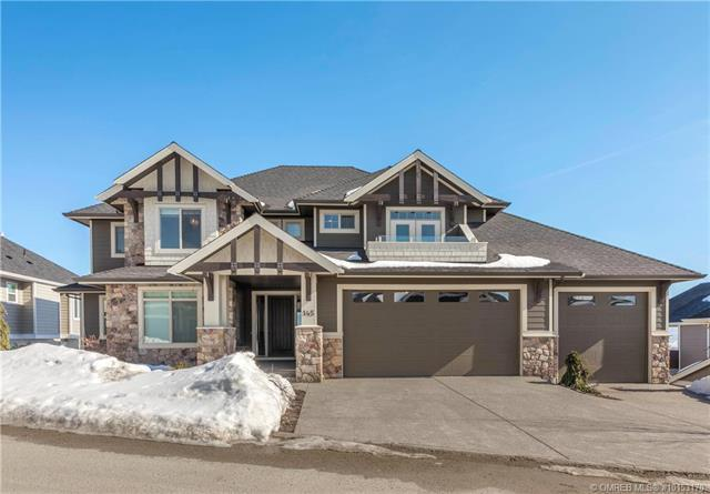 145 Ledge Rock Court,, Kelowna, BC V1V 3A2 (MLS #10153170) :: Walker Real Estate