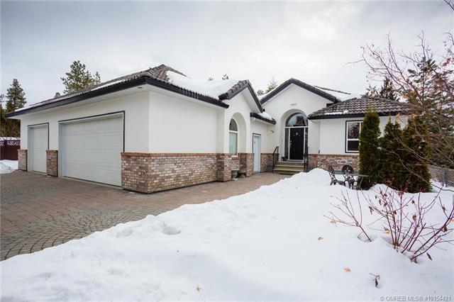 4651 Crawford Court,, Kelowna, Bc, BC V1W 4N5 (MLS #10154421) :: Walker Real Estate