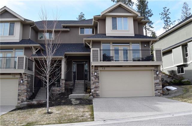 #12 1865 Begbie Road,, Kelowna, BC V1V 2X4 (MLS #10154523) :: Walker Real Estate