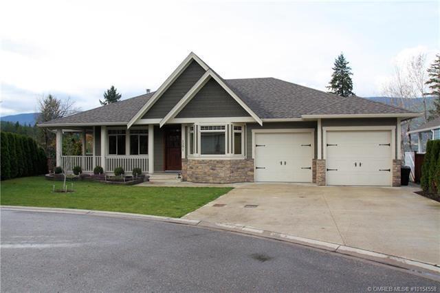 1291 23 Avenue, SW, Salmon Arm, BC V1E 0A9 (MLS #10154558) :: Walker Real Estate