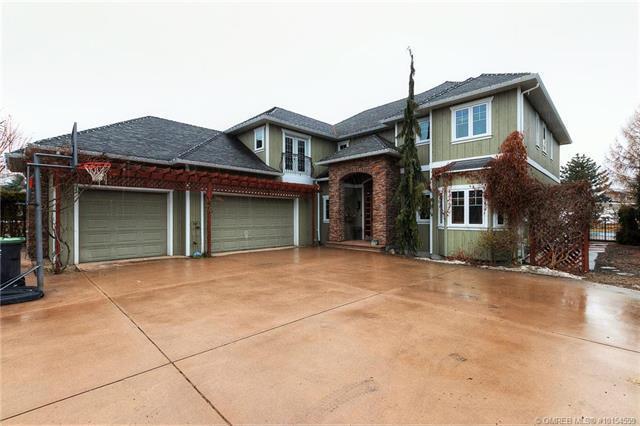 4872 Westridge Drive,, Kelowna, BC V1W 3B4 (MLS #10154559) :: Walker Real Estate