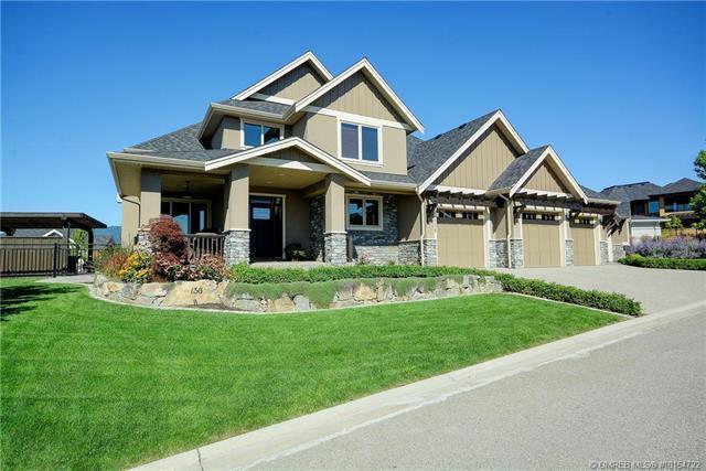 136 Ledge Rock Court,, Kelowna, BC V1V 3A2 (MLS #10154722) :: Walker Real Estate