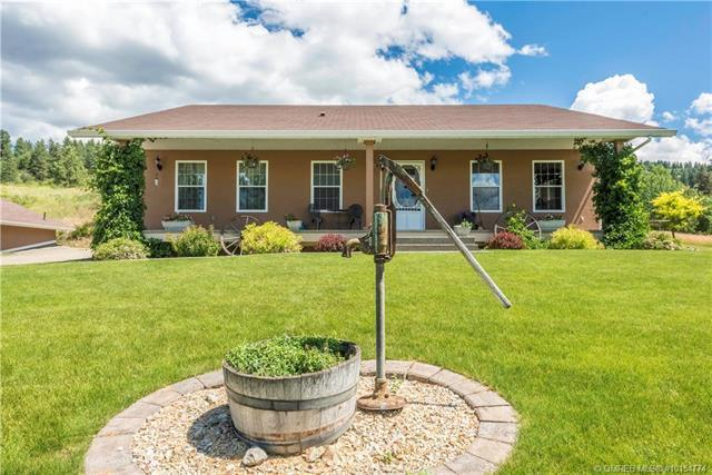 12 Ridgeview Road,, Vernon, BC V1B 2S2 (MLS #10154774) :: Walker Real Estate