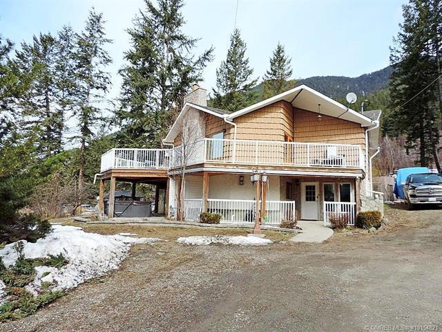 5548 Lynes Road,, Falkland, BC V0E 1W0 (MLS #10154821) :: Walker Real Estate
