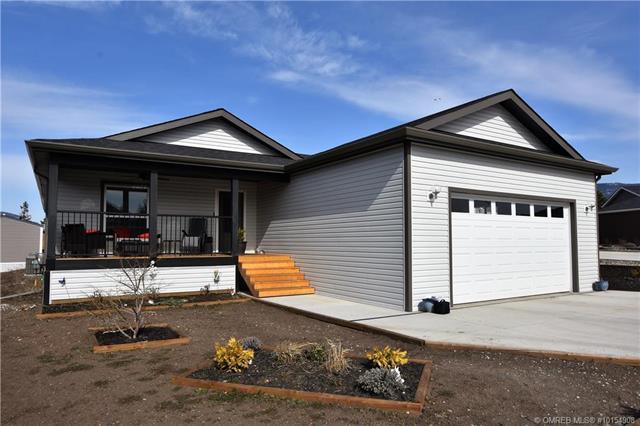 #121 9510 Highway 97N Highway,, Vernon, BC V1H 1R8 (MLS #10154908) :: Walker Real Estate