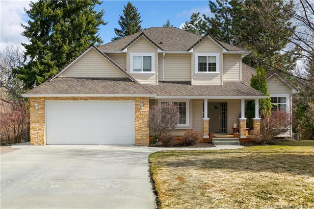 1770 Mid Ridge Court,, Kelowna, BC V1X 7R4 (MLS #10154919) :: Walker Real Estate