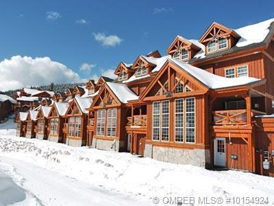 #11 220 Kettle View Road,, Big White, BC V1P 1P3 (MLS #10154924) :: Walker Real Estate