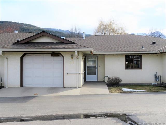 #11 151 8 Street, SW, Salmon Arm, BC V1E 1B9 (MLS #10155117) :: Walker Real Estate