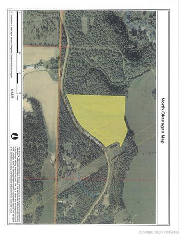Lot A Albers Road,, Lumby, BC V0E 2G3 (MLS #10155150) :: Walker Real Estate