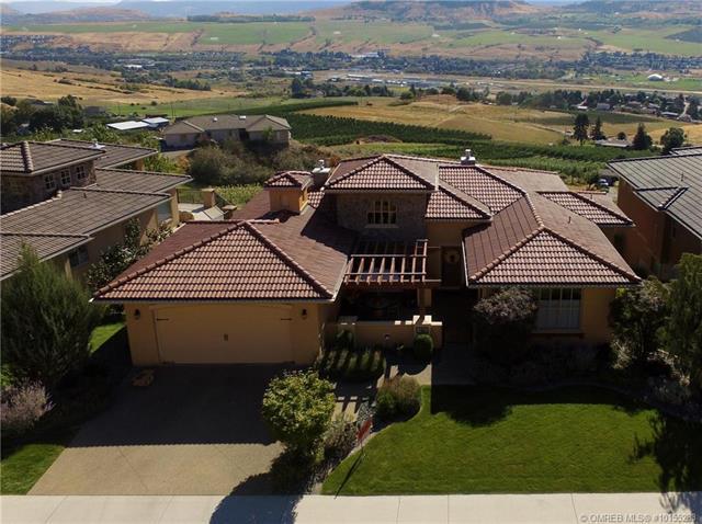 164 Vineyard Way,, Vernon, BC V1H 1Z9 (MLS #10155283) :: Walker Real Estate