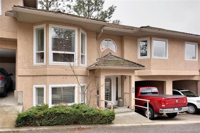 #7 2425 Mount Baldy Drive,, Kelowna, BC V1V 1Z3 (MLS #10155394) :: Walker Real Estate