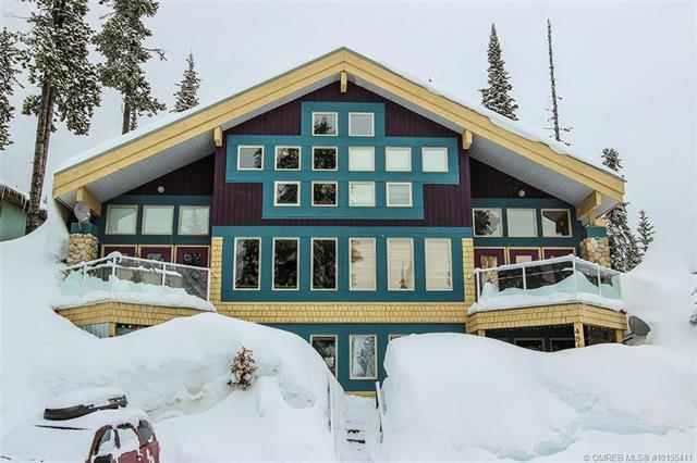 #B 4813 Snowpines Road,, Big White, BC V1P 1P3 (MLS #10155411) :: Walker Real Estate