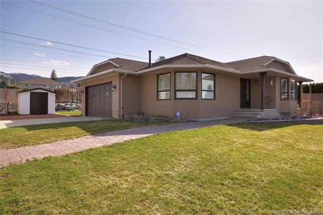 1513 Sunridge Court,, Kelowna, BC V1W 2Z9 (MLS #10155468) :: Walker Real Estate