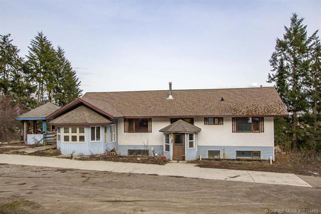 6191 40 Street, NW, Salmon Arm, BC V1E 4M2 (MLS #10155481) :: Walker Real Estate