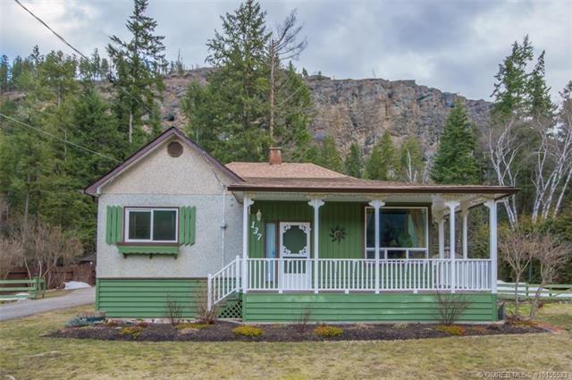 137 Salmon River Road,, Salmon Arm, BC V1E 3E3 (MLS #10155523) :: Walker Real Estate