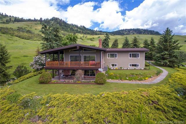 2545 6 Highway, E, Lumby, BC V0E 2G1 (MLS #10155531) :: Walker Real Estate