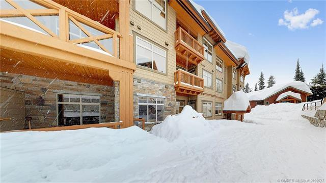 #122 255 Feathertop Way,, Big White, BC V1P 1P3 (MLS #10155627) :: Walker Real Estate