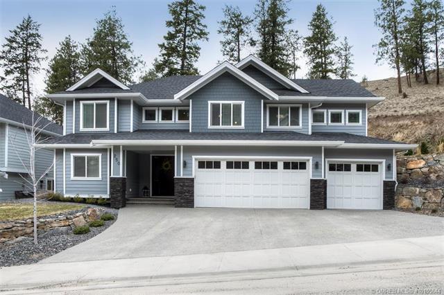 250 Upper Canyon Drive,, Kelowna, BC V1V 2Z8 (MLS #10155644) :: Walker Real Estate