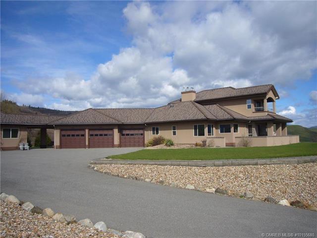 6860 Goose Lake Road,, Vernon, BC V1H 1W2 (MLS #10155680) :: Walker Real Estate