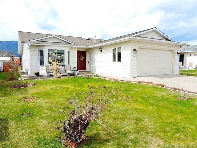 310 3rd Street,, Vernon, BC V1H 1Z1 (MLS #10155724) :: Walker Real Estate