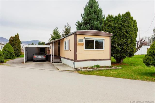 #64 1133 Findlay Road,, Kelowna, BC V1X 5A9 (MLS #10155748) :: Walker Real Estate