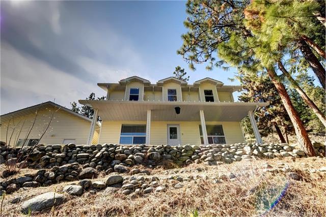 4123 Ponderosa Drive,, Peachland, BC V0H 1X5 (MLS #10155782) :: Walker Real Estate