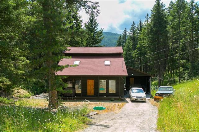 7135 Highway 33, E, Kelowna, BC V1P 1H9 (MLS #10155786) :: Walker Real Estate