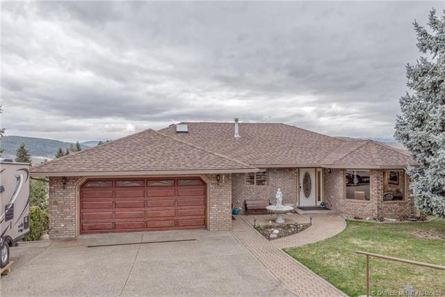20 Hymar Place,, Coldstream, BC V1B 2X5 (MLS #10155859) :: Walker Real Estate