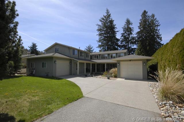 4684 Fordham Road,, Kelowna, BC V1W 1P2 (MLS #10155874) :: Walker Real Estate