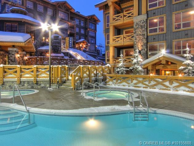 #302 375 Raven Ridge Road,, Big White, BC V1P 1P3 (MLS #10155888) :: Walker Real Estate