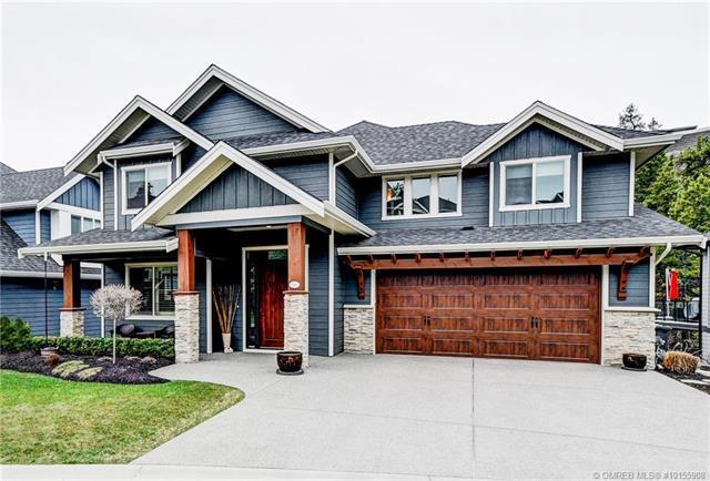 206 Lost Creek Court,, Kelowna, Bc, BC V1V 3B7 (MLS #10155908) :: Walker Real Estate