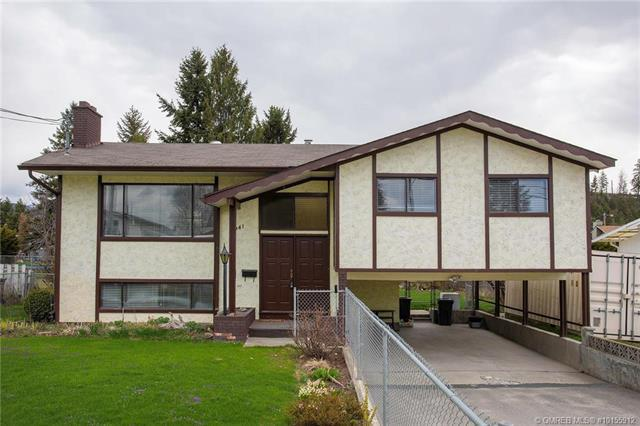 2941 Springfield Road,, Kelowna, BC V1X 4N5 (MLS #10155912) :: Walker Real Estate